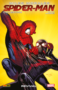 Miles Morales: Spider-Man Collection 7 (Marvel Collection) Libro Cover