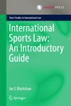 International Sports Law An Introductory Guide