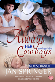 Always Her Cowboys book