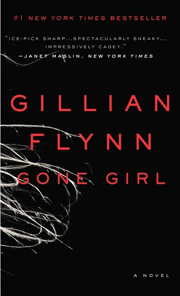 Gone Girl - Gillian Flynn book cover