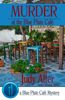 Judy Alter - Murder at the Blue Plate Cafe artwork