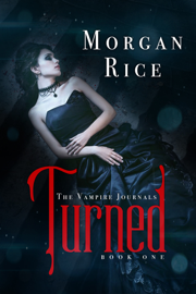 Turned (Book #1 in the Vampire Journals) book