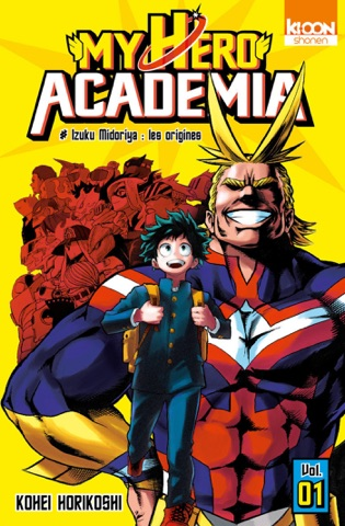 My Hero Academia T01 PDF Download