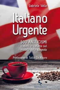 Italiano Urgente Book Cover
