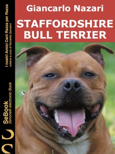 Staffordshire Bull Terrier Book Cover
