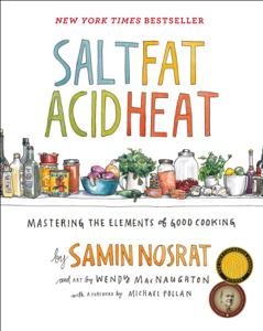 Salt, Fat, Acid, Heat Cover Book