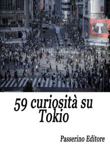 59 curiosità su Tokio Book Cover