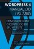 Wordpress 4   Manual Do Usuário