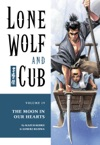 Lone Wolf And Cub Volume 19 The Moon In Our Hearts