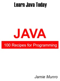 100 Recipes For Programming Java