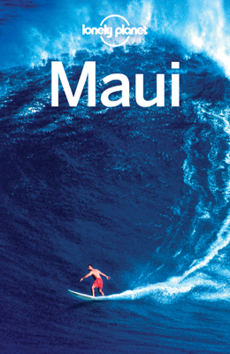 Maui Travel Guide - Lonely Planet book