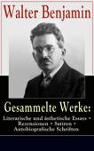 Gesammelte Werke: Literarische und ästhetische Essays + Rezensionen + Satiren