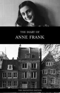 The Diary of Anne Frank (The Definitive Edition) Book Cover