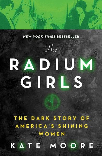 The Radium Girls - Kate Moore book cover