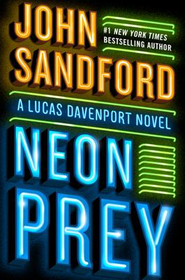 Neon Prey - John Sandford book