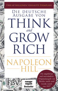 Think and Grow Rich – Deutsche Ausgabe Buch-Cover