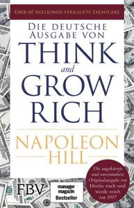 Think and Grow Rich – Deutsche Ausgabe Buch-Cover