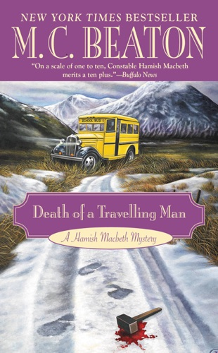 M.C. Beaton - Death of a Travelling Man