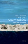 The US Constitution A Very Short Introduction