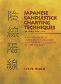 Japanese Candlestick Charting Techniques Book Cover