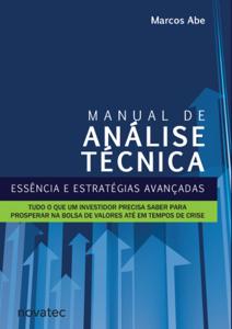 Manual de Análise Técnica Libro Cover