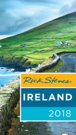 Rick Steves Ireland 2018 book