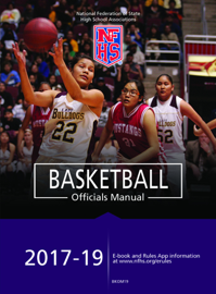 2018-19 Basketball Officials Manual