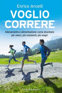 Voglio correre Copertina del libro