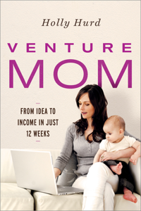 Venture Mom Libro Cover