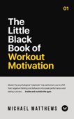 Download and Read Online The Little Black Book of Workout Motivation