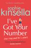 Sophie Kinsella - I've Got Your Number artwork