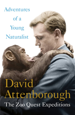 Adventures of a Young Naturalist - David Attenborough book