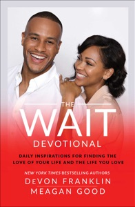The Wait Devotional Book Cover