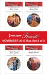 Harlequin Presents November 2017 - Box Set 2 Of 2