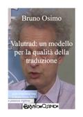 Valutrad: un modello per la qualità della traduzione Book Cover