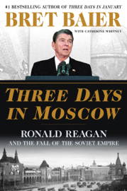 Three Days in Moscow book