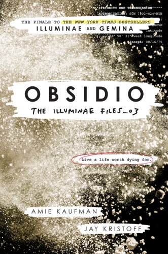 Amie Kaufman & Jay Kristoff - Obsidio