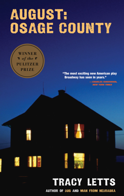 August: Osage County (TCG Edition) - Tracy Letts book