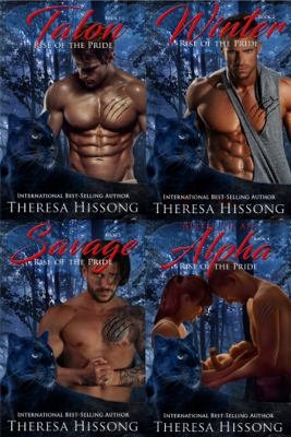 Rise of the Pride Box Set (Books 1-4) - Theresa Hissong book