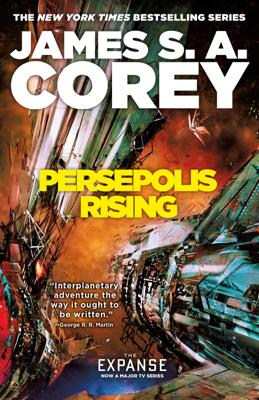 Persepolis Rising - James S. A. Corey book