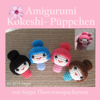 Sayjai Thawornsupacharoen - Amigurumi Kokeshi- Püppchen  arte