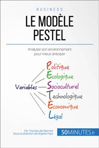 Le Modèle PESTEL La couverture du livre martien