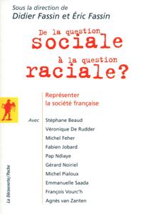 De la question sociale à la question raciale ? Couverture de livre
