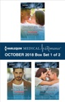 Harlequin Medical Romance October 2018 - Box Set 1 Of 2