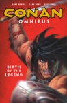 Conan Omnibus Volume 1 Birth Of The Legend