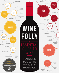 Wine Folly La couverture du livre martien