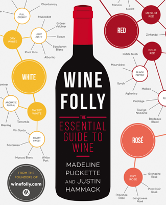 Wine Folly - Madeline Puckette book