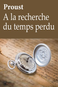 A la recherche du temps perdu Book Cover