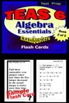 TEAS V Test Prep Algebra Essentials --Exambusters Flash Cards--Workbook 2 Of 5