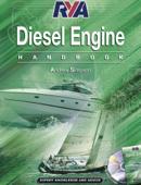 RYA Diesel Engine Handbook (E-G25) Book Cover